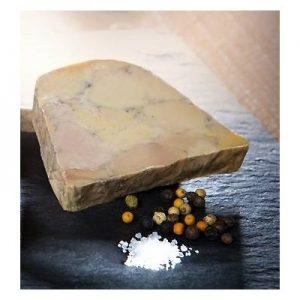 Foie gras frais recette poivre et sel