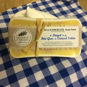 Lingot de foie gras entier de Canard