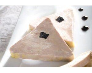 Foie gras d'oie et truffe
